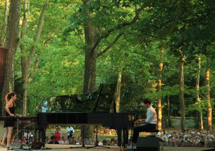 Mozart im Wald von Saoû